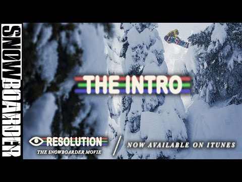 The Snowboarder Movie: Resolution