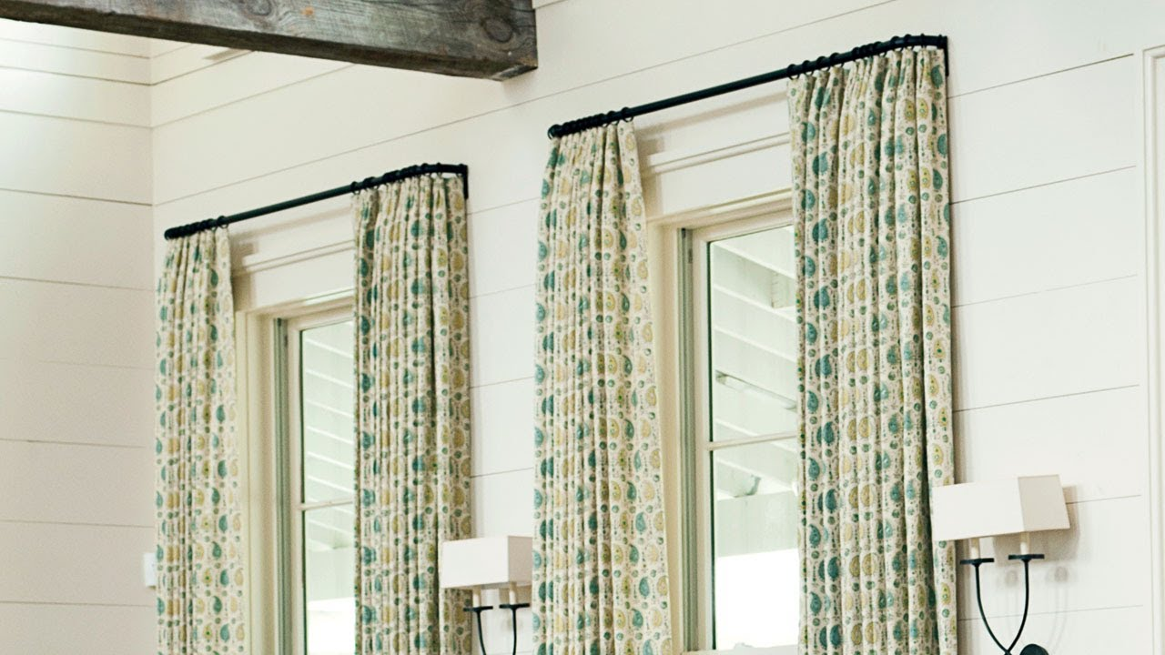 How To Measure For Curtains | Southern Living