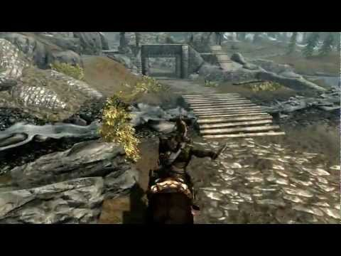 Skyrim Patch 1.6 Beta - Mounted Combat