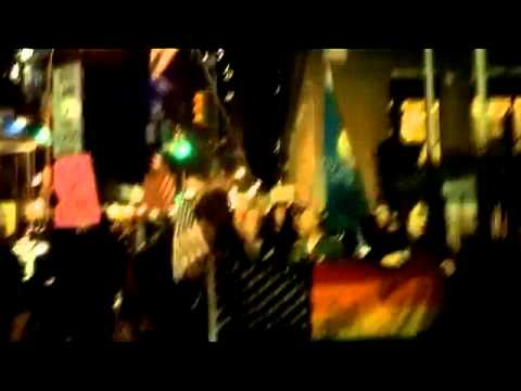 Transgender meeting and march November 13 2011