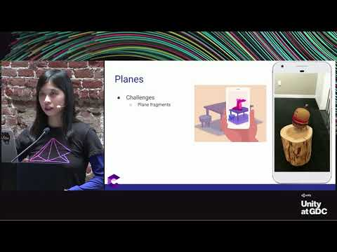 Unity at GDC - Building an ARCore app: Learnings and Challenges