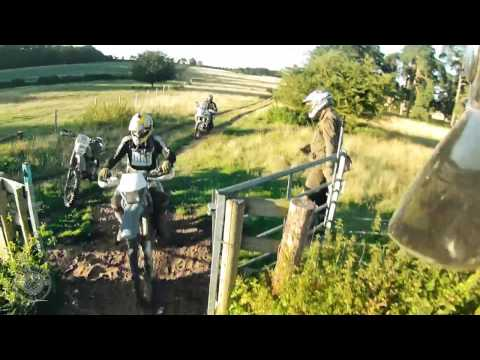 A Trail Riding Video Postcard From East Anglia!