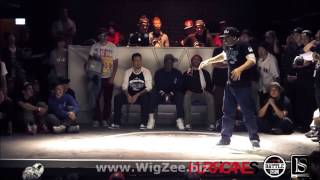 MR WIGGLES POPPIN SOLO | BATTLE-ISM 2013 TAIWAN