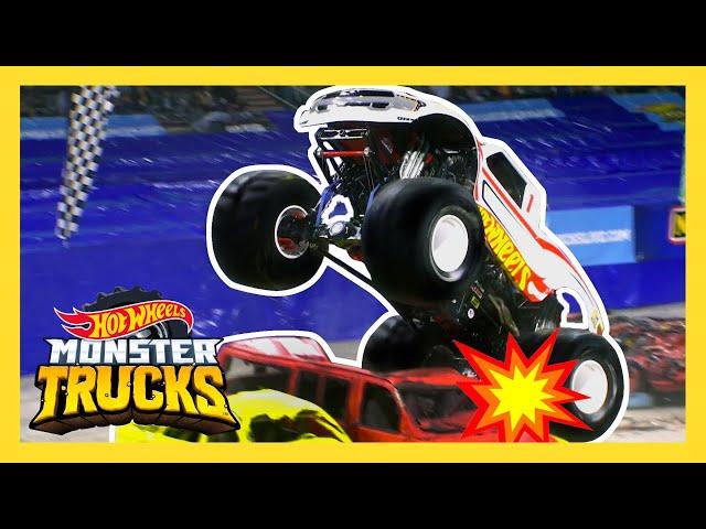 Hot Wheels Monster Trucks Live Has Arrived Monster Trucks Live Hot Wheels Youtube