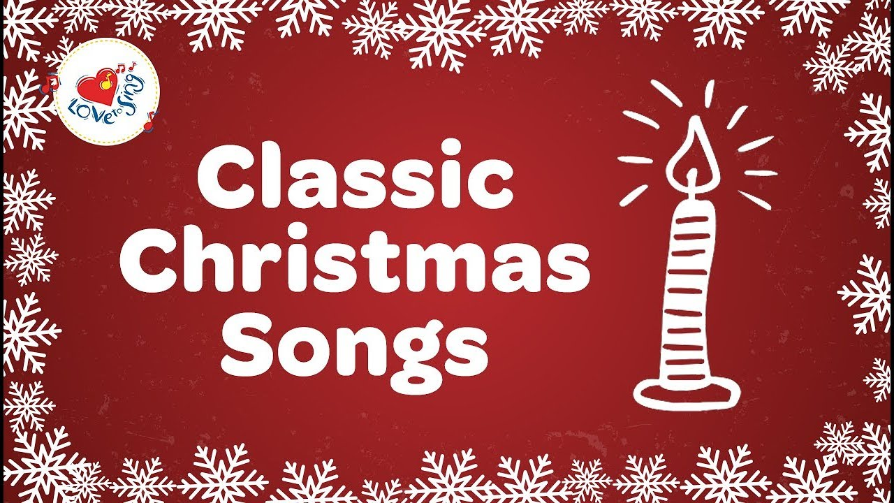 Classic Christmas Songs Playlist 2018 | 22 Christmas Songs and ...