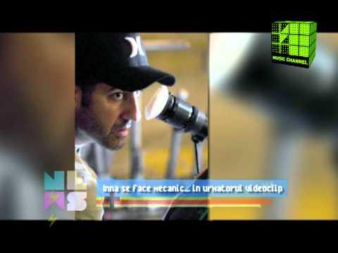 Music Channel - Inna se face mecanic... in urmatorul videoclip