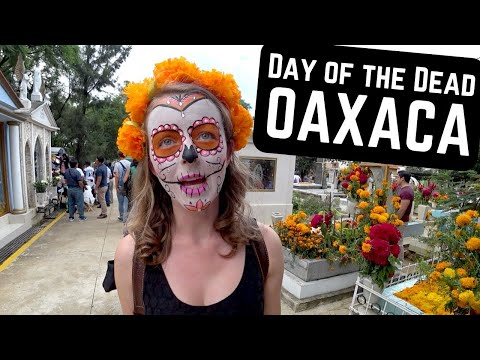 Why OAXACA MEXICO is AWESOME!!