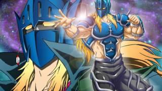 Kinnikuman Nisei - GOD SAVE THE QUEEN (Kevin Mask character theme)