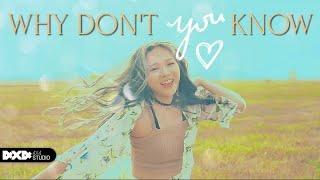 [4X4] 청하 (CHUNG HA) - Why Don't You Know I 안무 댄스커버 DANCE COVER (KPOP IN PUBLIC)