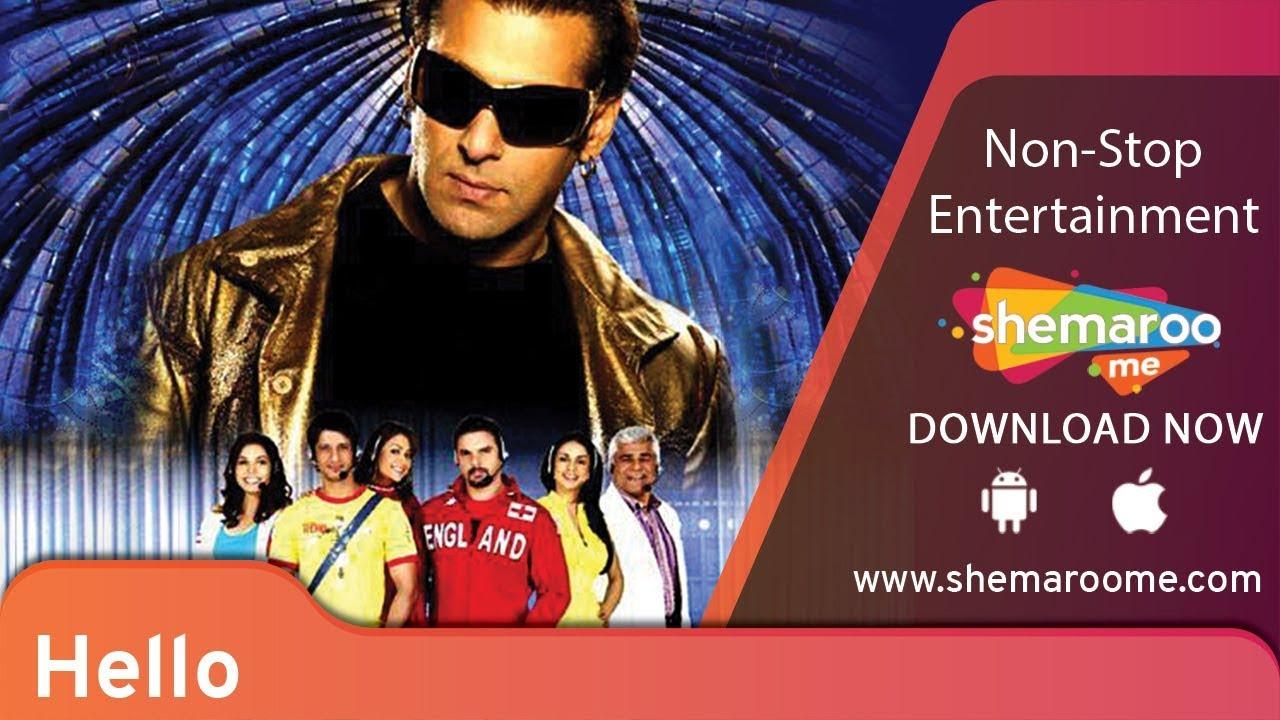 Download Hello [2008] Salman Khan   Katrina Kaif   Bollywood Action Movie   Sharman Joshi   Sohail Khan