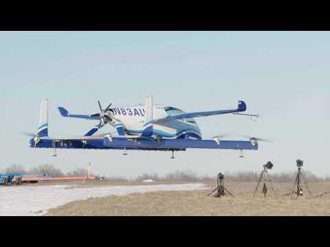 OUR FIRST FLIGHT: Passenger Air Vehicle