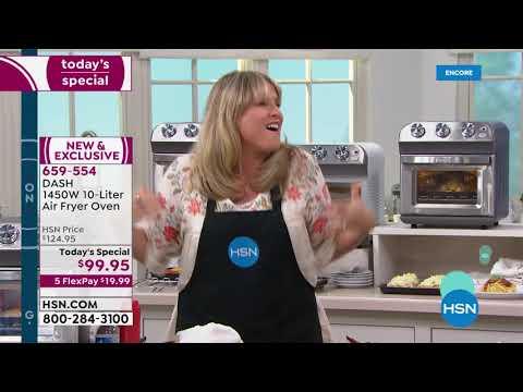 HSN   Kitchen Solutions Featuring DASH 09.21.2019 - 05 AM