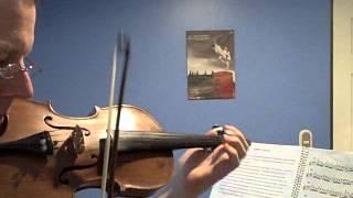 bluegrass fiddle violín 3 de 3 videos de lecciónes de Dusty Miller y Grey Eagle.AVI