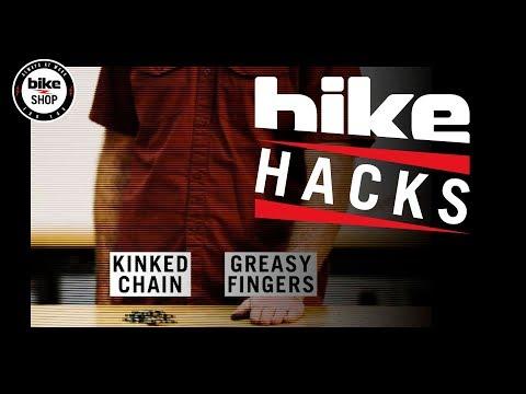 Bike Hack: Tight Link Fix