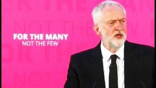 Corbyn: Austerity Is a Security Threat