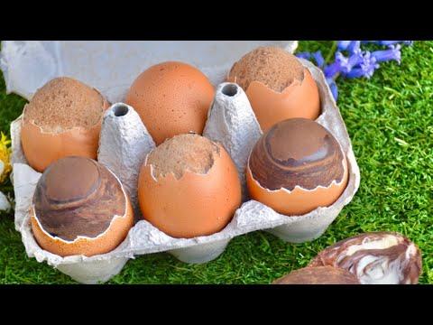 recette-(tuto)🥚Œufs-de-pâques-en-chocolat-🍫-sans-moule