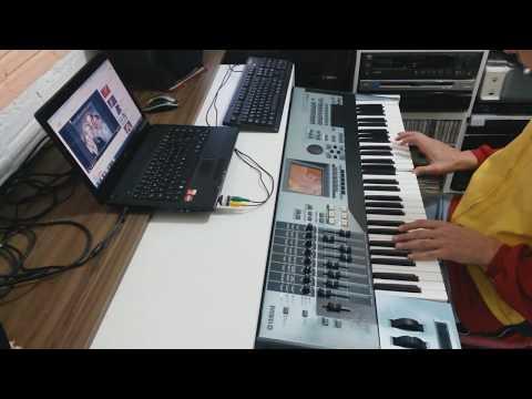 Motif XS6 - Pattern mode - Showroom Dummies ( Kraftwerk )