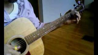 Over the Rainbow - - Fingerstyle acoustic guitar in Open G Tuning