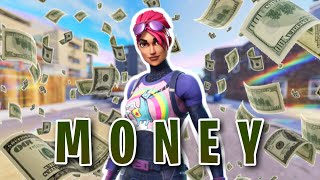 Fortnite Montage - Money (Cardi B)