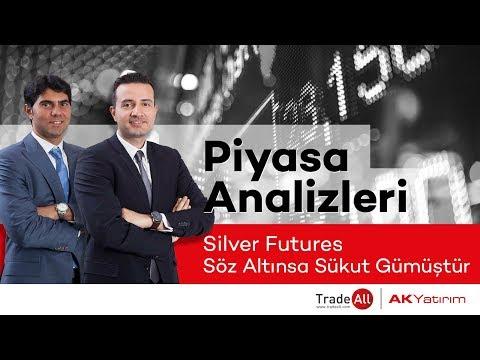 Silver Futures - Söz Altınsa Sükut Gümüştür