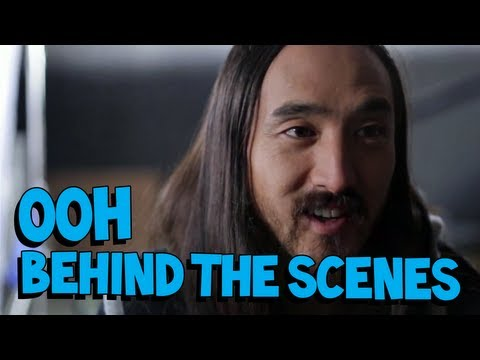 Behind The Scenes: Ooh (ft. Rob Roy) - Steve Aoki