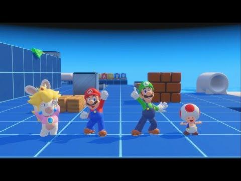 Mario + Rabbids Kingdom Battle Playthrough Part 17 (EXTRA #6 - Ultimate Challenge 4)