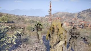 Solo Sniper Mission - Ghost Mode Extreme Difficultly Limited HUD - Ghost Recon Wildlands