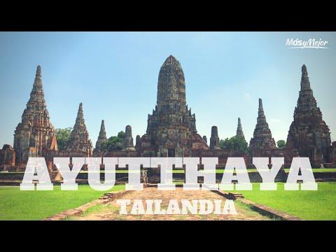 AYUTTHAYA - QUE HACER EN LA ANTIGUA CAPITAL DE TAILANDIA