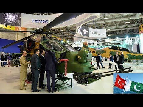 Turkish military manufacturers push for business with Pakistan