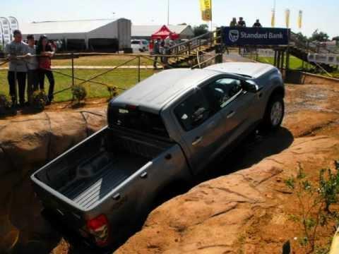 De Rust Outdoor Johannesburg Motor Show.wmv