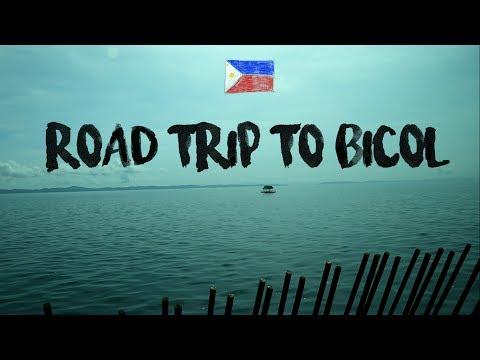SUMMER VLOG: ROAD TRIP TO BICOL // May 30, 2017