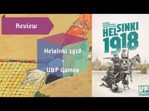 Helsinki 1918 by U&P Games - Game Review