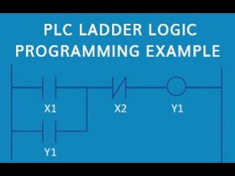 Plc ladder logic programming example timer onoff delay example plc ladder logic programming example timer onoff delay example part 13 ccuart Choice Image