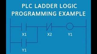 Plc Ladder Logic Programming Eg Timer On Off Delay Eg Plc Programming Tutorial For Beginners Youtube