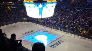 New York Rangers Stanley Cup Final Intro 6/9/14