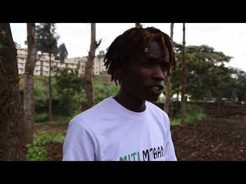 #CityShapers: Wyban Kanyi, Mathare