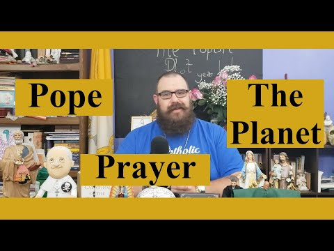 Pope's Prayer Intentions for September 2020