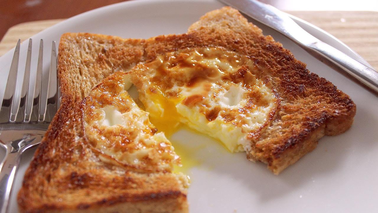 Yumurtalı Amerikan Tostu - Tost Tarifleri, kolay tarifler, ekmek tariferli   Canandan Tarifler