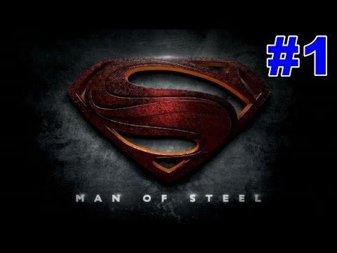 Superman Returns The Game Walkthrough Part 1