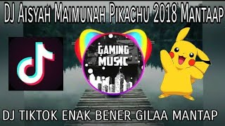 Gambar cover DJ AKIMILAKU AISYAH MAIMUNA POKEMON 2018 - GAMING MUSIC