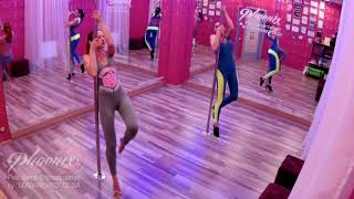 Pole dance / pole fitness / Рублевка / Жуковка / Барвиха / Спорт /Фитнесс