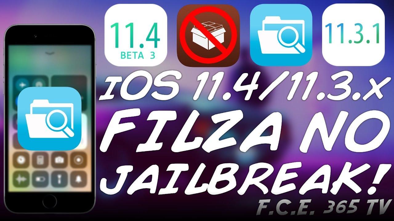 cách jailbreak ios 11 3