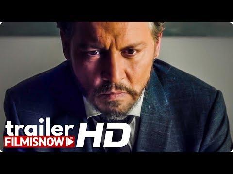 THE PROFESSOR Trailer (2019) | Johnny Depp Movie