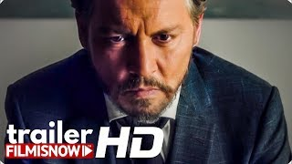 THE PROFESSOR Trailer (2019) | Johnny Depp Movie