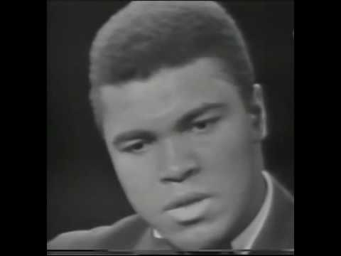 Muhammad Ali Beat the Crap outa Floyd For Calling Him Cassius clay