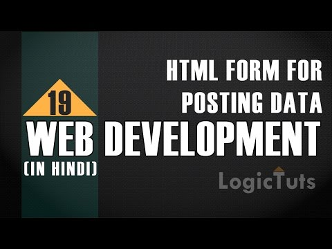 Make A Posting Form In Html