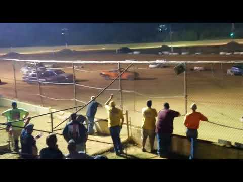 Windy Hollow Speedway Scrapper Feature 9-24-17