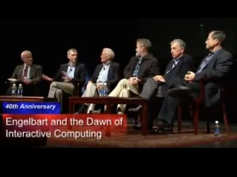 Stanford News 2008 Tribute to Doug Engelbart and Team