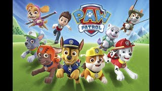 Paw Patrol Al Lavoro 3 Salva i Coniglietti - ITA
