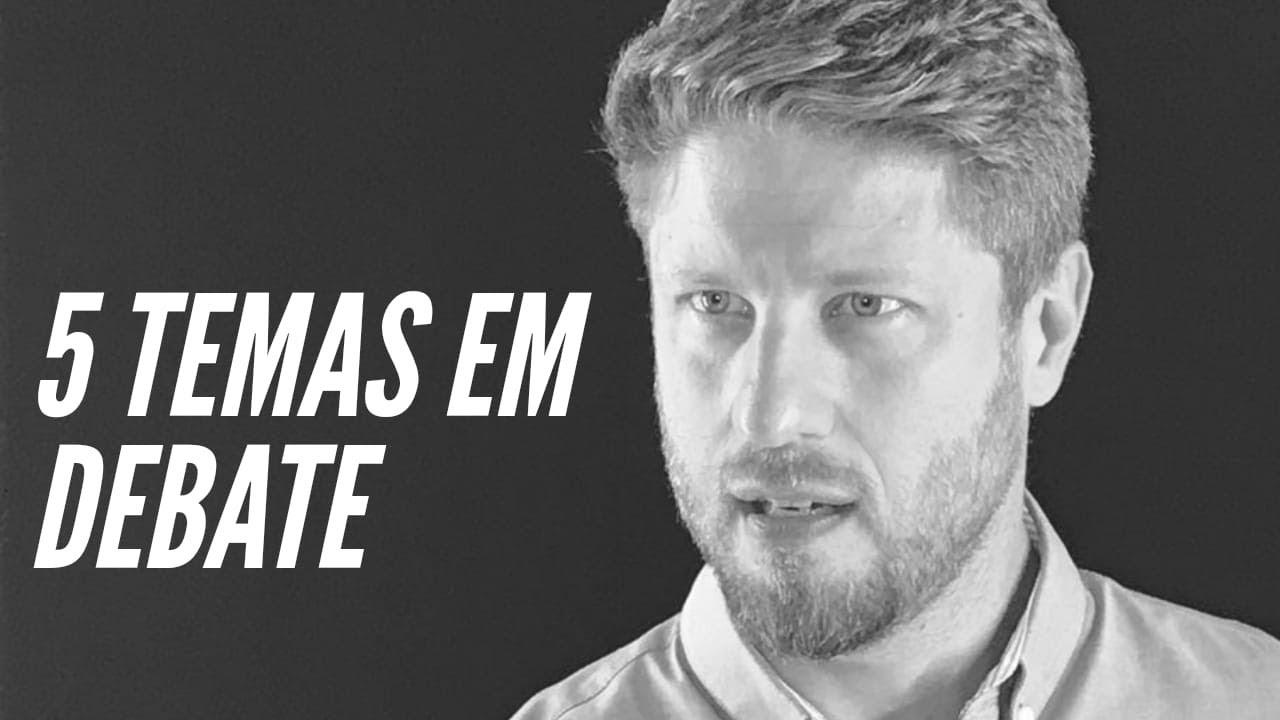 Campanha cidadã lançada por deputado avalia debates de candidatos na TV